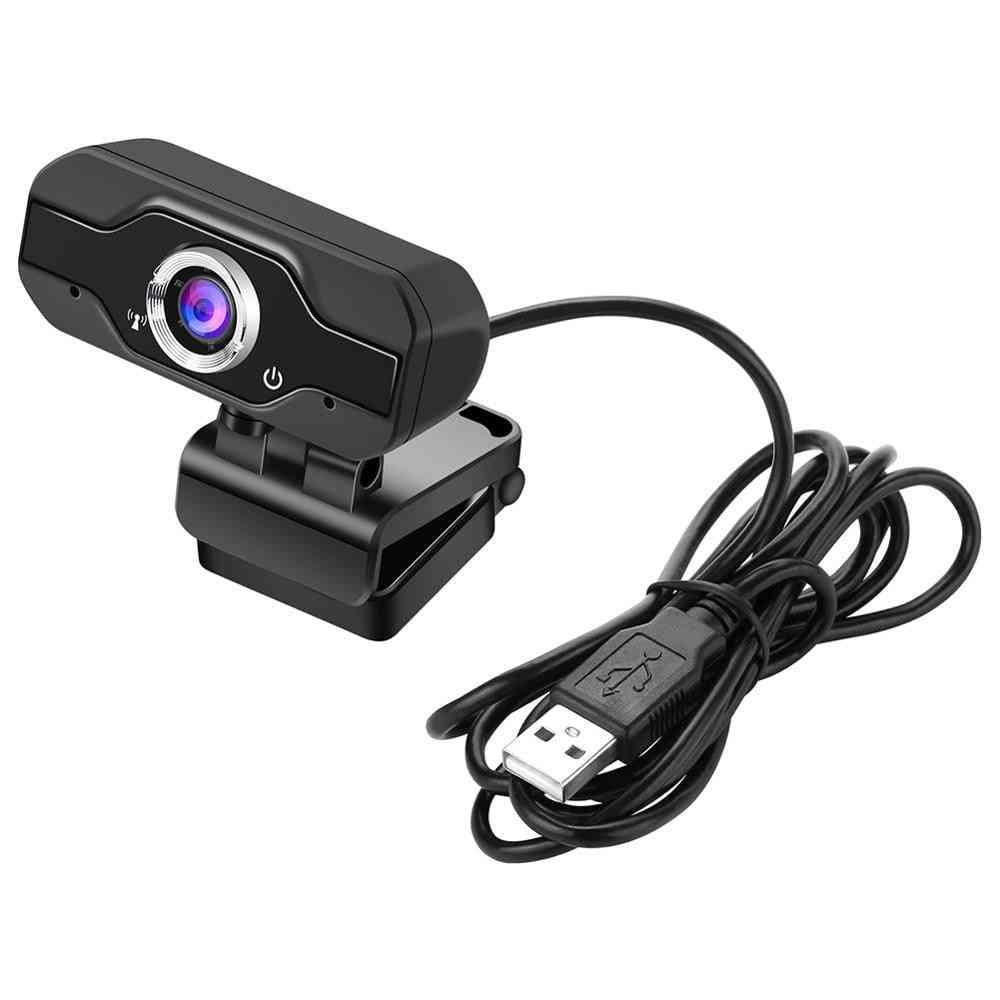1080p High Definition Fixedfocus Webcam