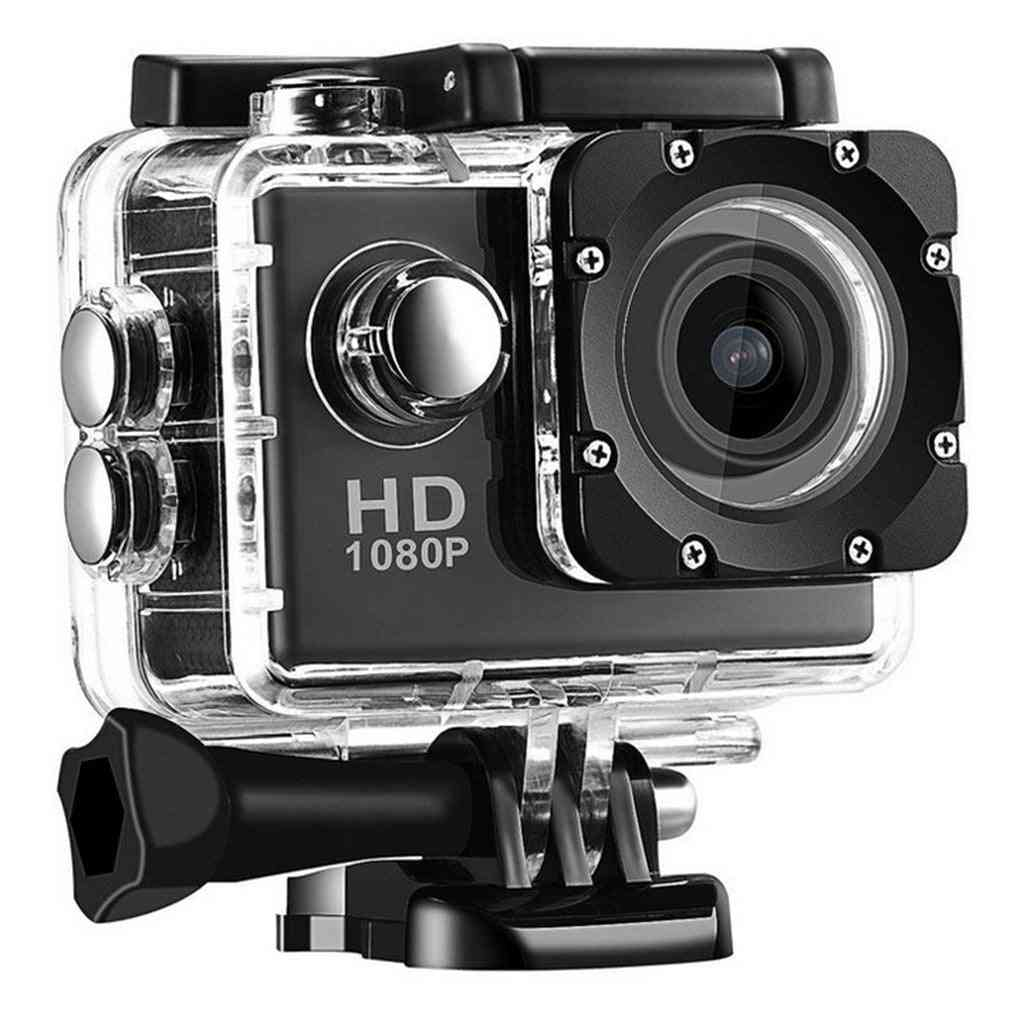 Robot 6sports Camera With 1080p Riding  Driving Recorder