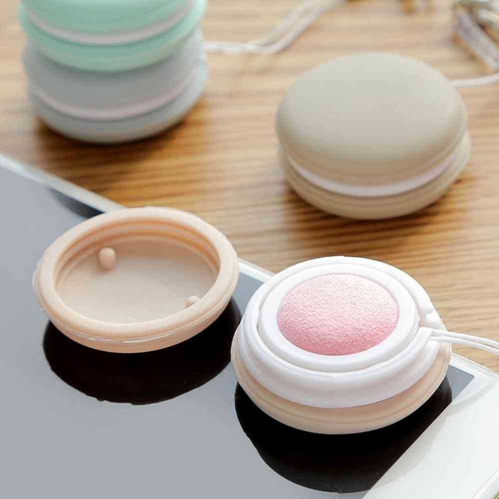 Round Shape, Reusable Screen Cleaning Tool For Eyeglasses, Tablets, Cell Phones, Laptop, Lcd Tv