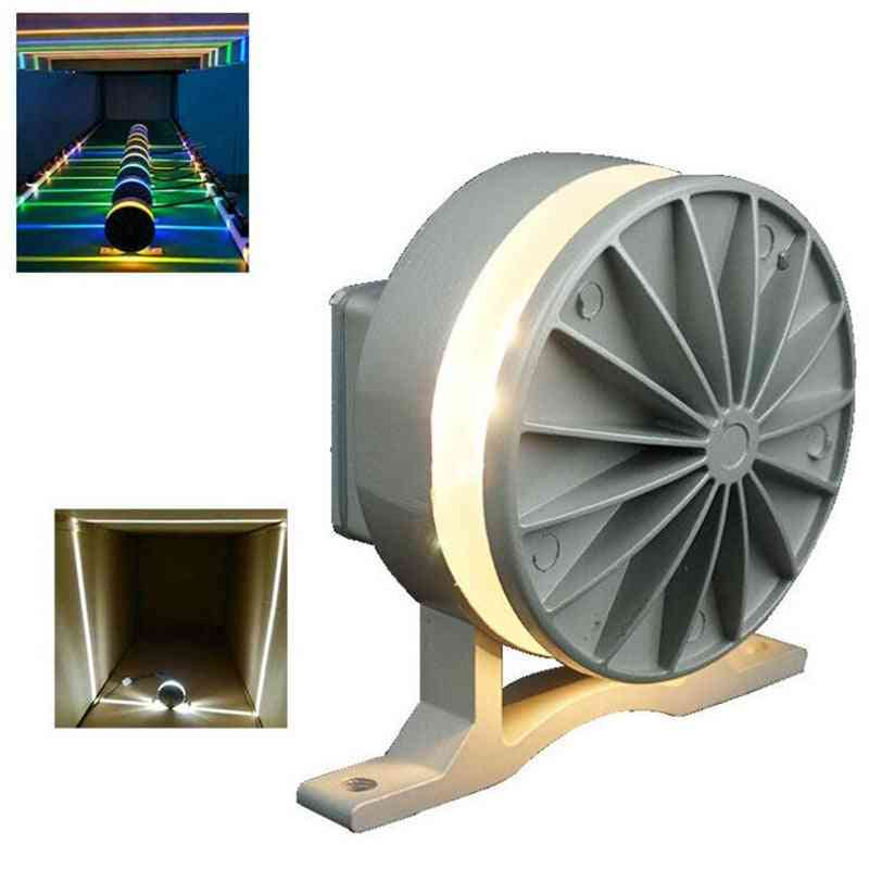 360 Degree Rotating, Led Wall Washer Curved Light
