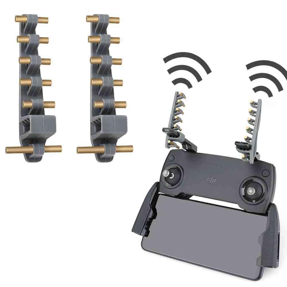 Signal Booster And Amplifier Antenna For Remote Control Drone-mavic Mini/mavic 2pro/air