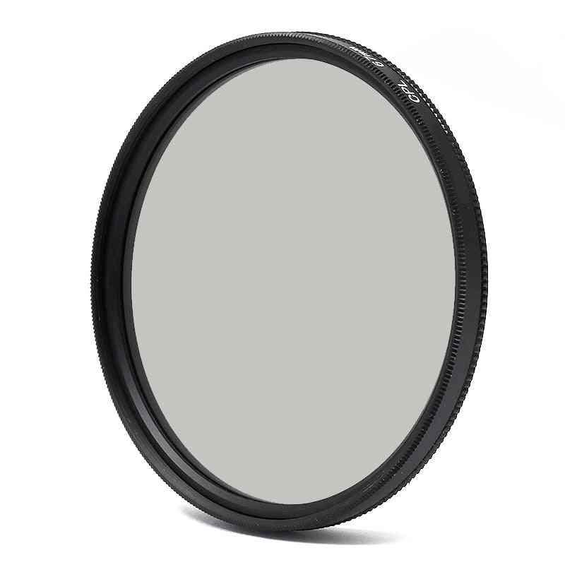 Cpl Circular Polarizing Filter