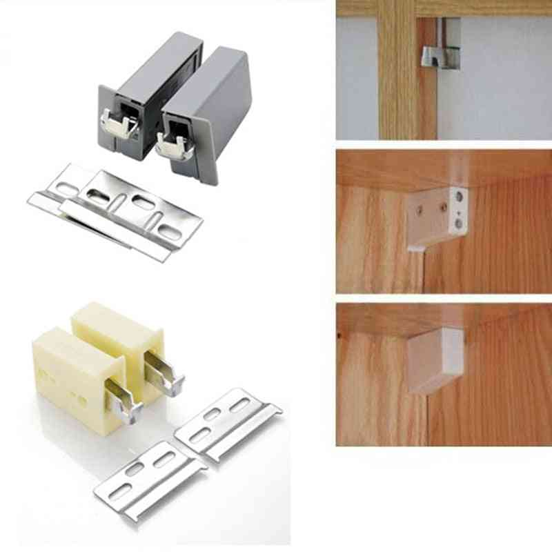 Cupboard Screw Suspension Connector Wall Cabinet Mounting Hook - Furniture Camar Hanger