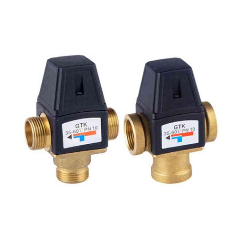 3 Way Thermostatic-mixer Valve For Solar Water Heater