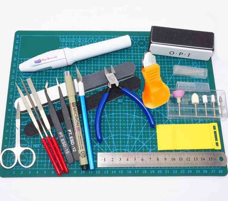 Modelling Tools Set - Diy Accessories