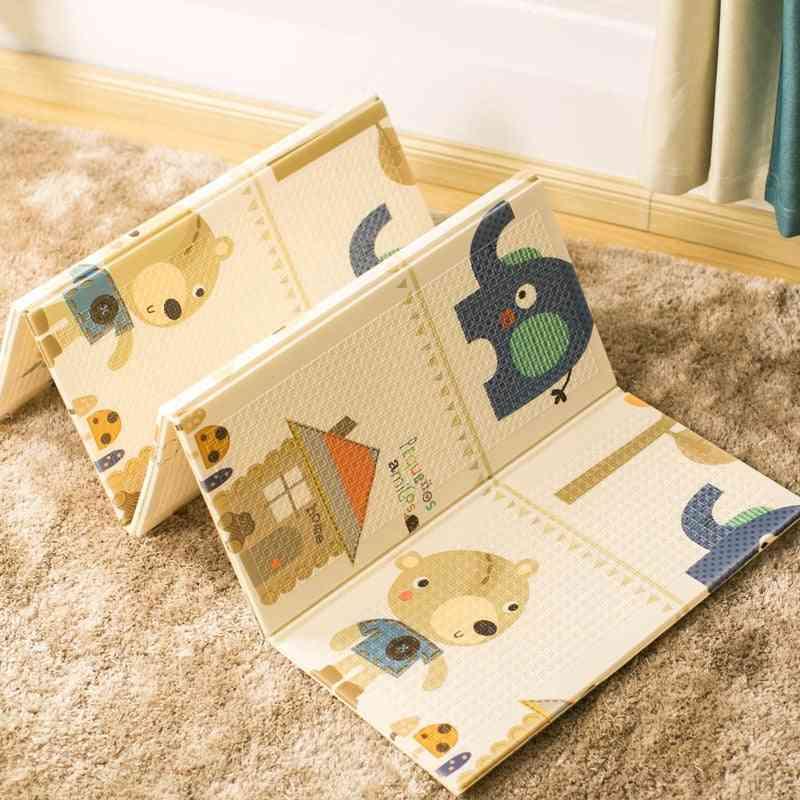 Rug Playmat Developing Mat -room Crawling Pad