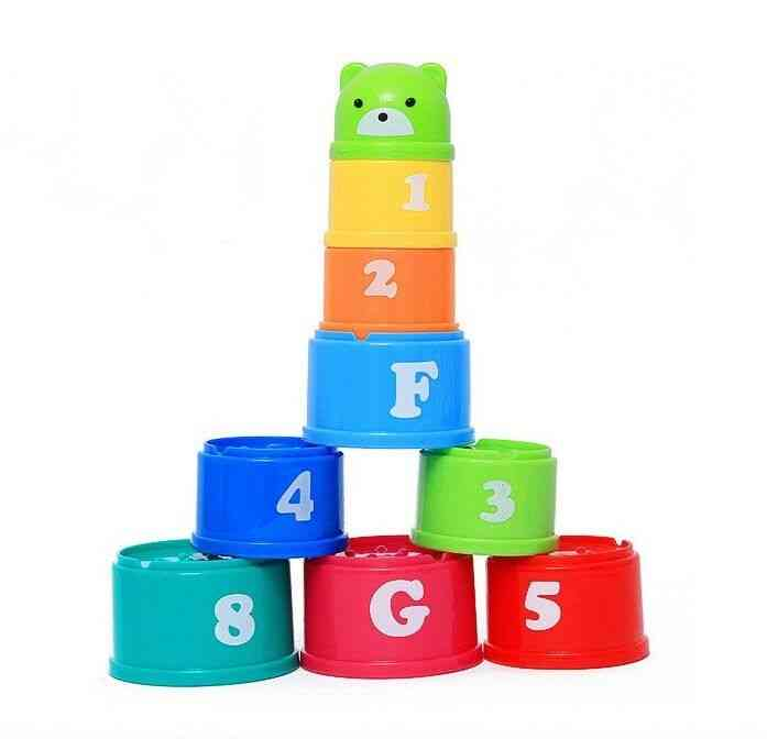 9 In 1 Stack Cup Baby Bathing