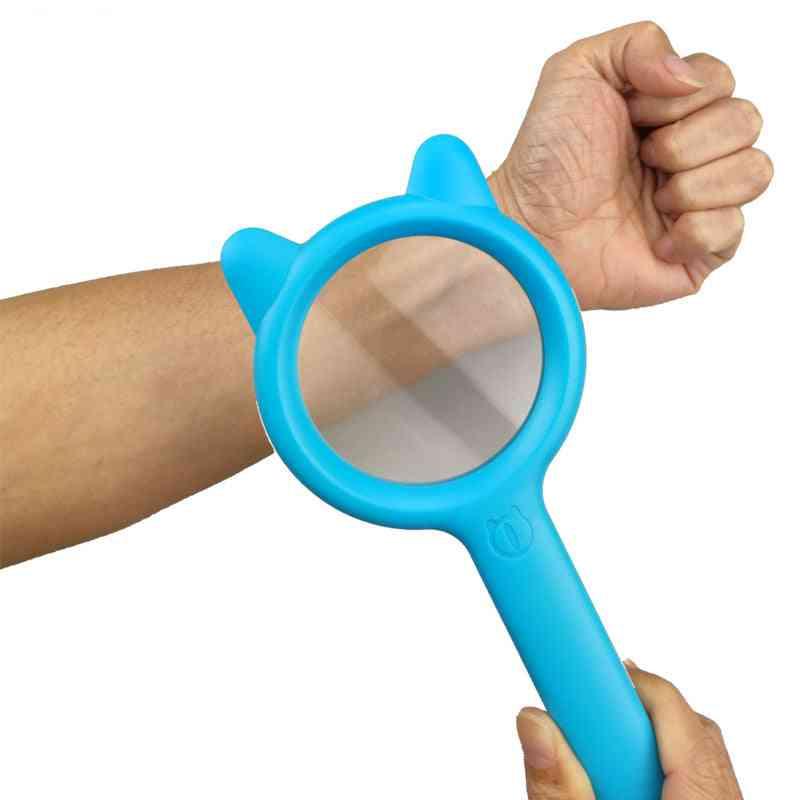 Portable Woods Eye Lamp For Vitiligo Examination & Skin Analyzer Machine