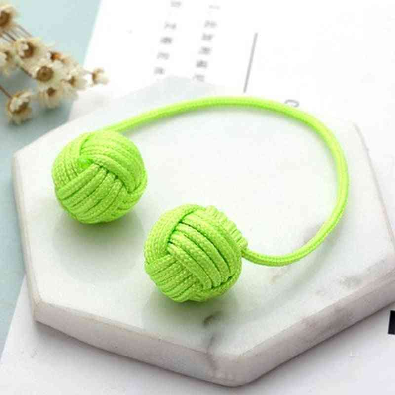 Fidget Worry Beads Pure Copper Electroplating, Finger Skill Stress Relief