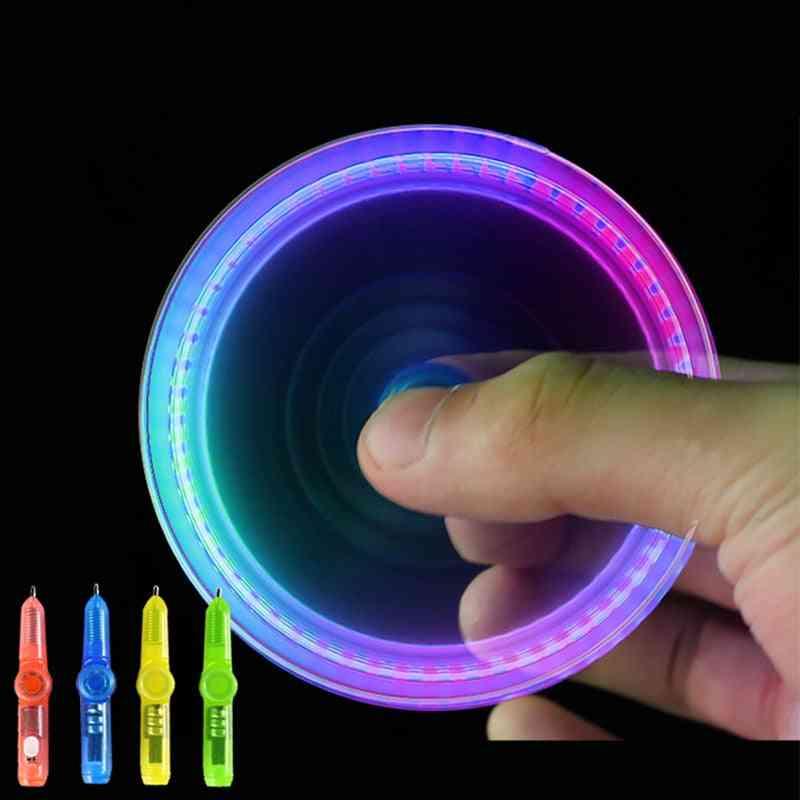 Fingertip Rotating Spinner - Anti Stress Kinetic Desk Toy