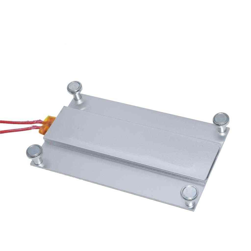 Aluminum Led - Ptc Heating Plate Soldering, Chip Remover