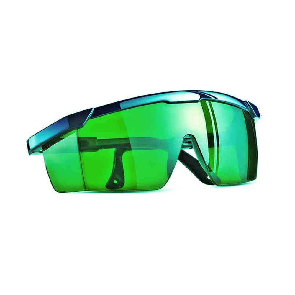 Hydroponics Led Grow Room Glasses -safety Goggles With Case, Blocks Uva/uvb/ir-rays
