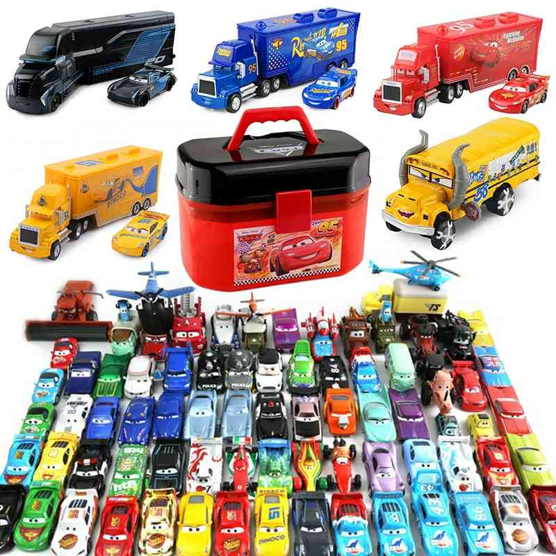 1:55 Diecast Lightning Model Car Toy
