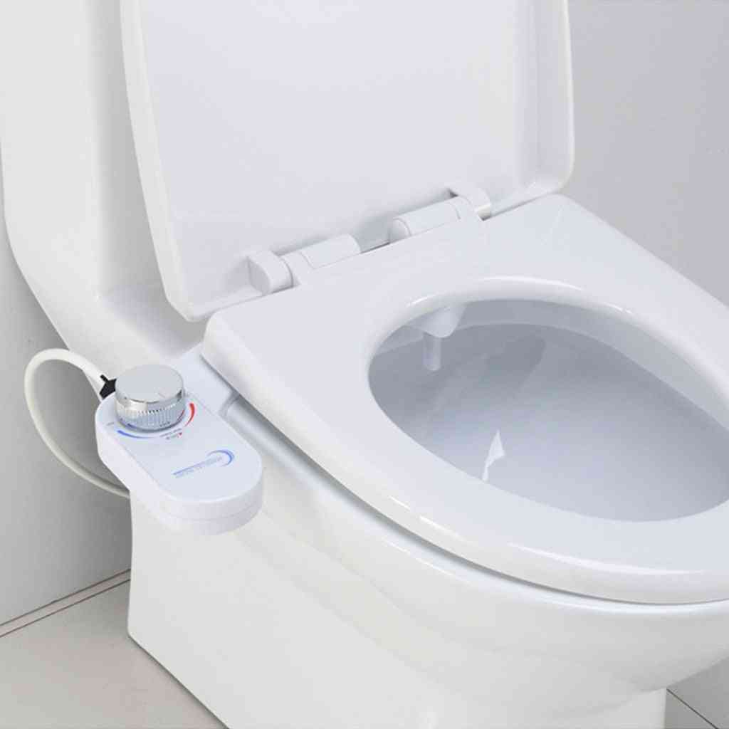 Manual Bide Butt Washer For Toilet Seat