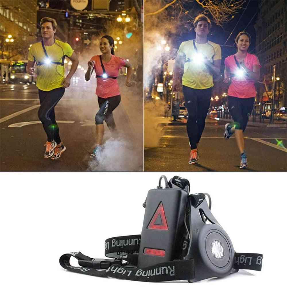 Sport Lights - Led Night Running Warning Flashlight
