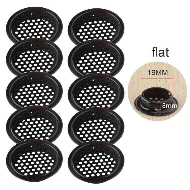 Wardrobe Cabinet- Mesh Hole -stainless Steel Louver Air Vent Ventilation Cover