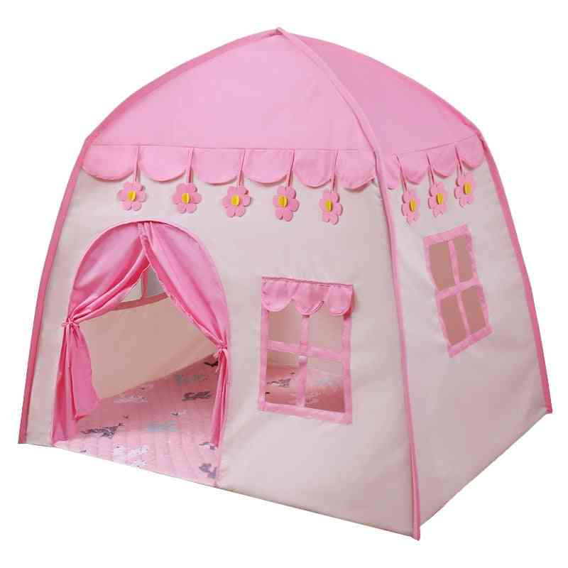 Girl Princess Bed Play House Indoor Tent