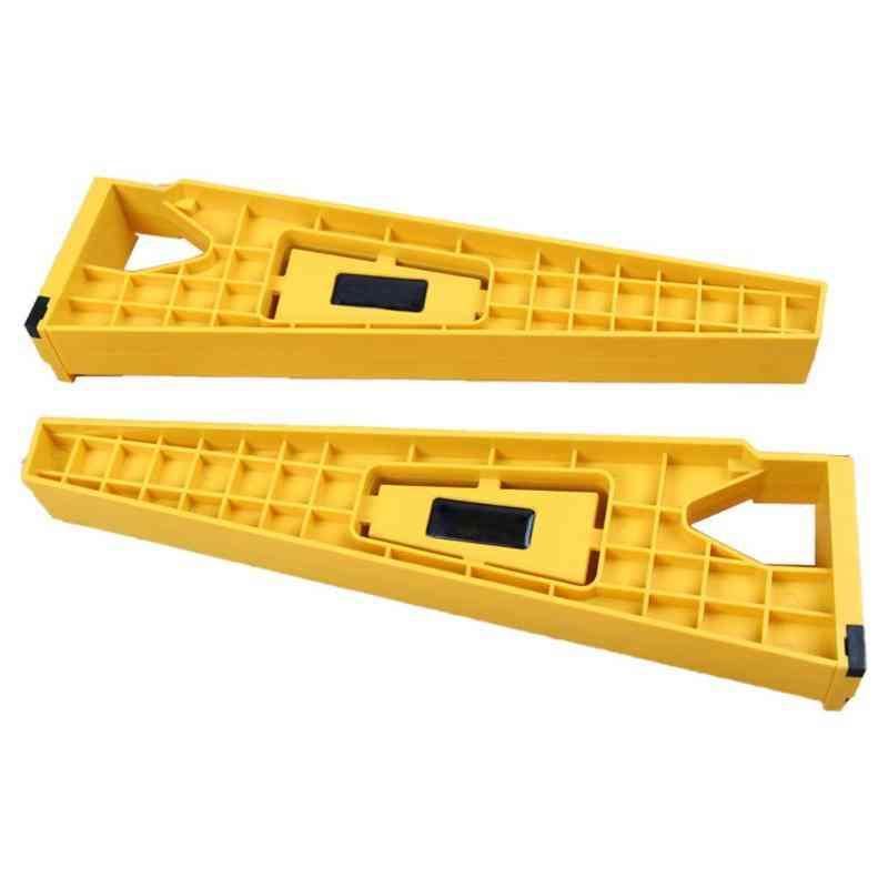 Drawer Slide Jig - Positioning Holders Mounting Tool Cabinet