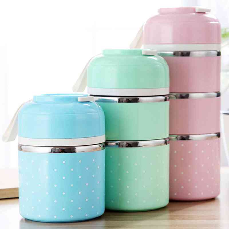 Lunch Box For School - Portable Food Container