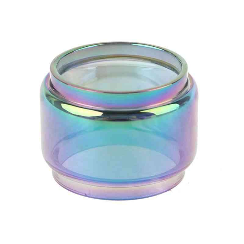 Rainbow Pyrex Glass Tube-replacement For Ijust 3 Atomizer