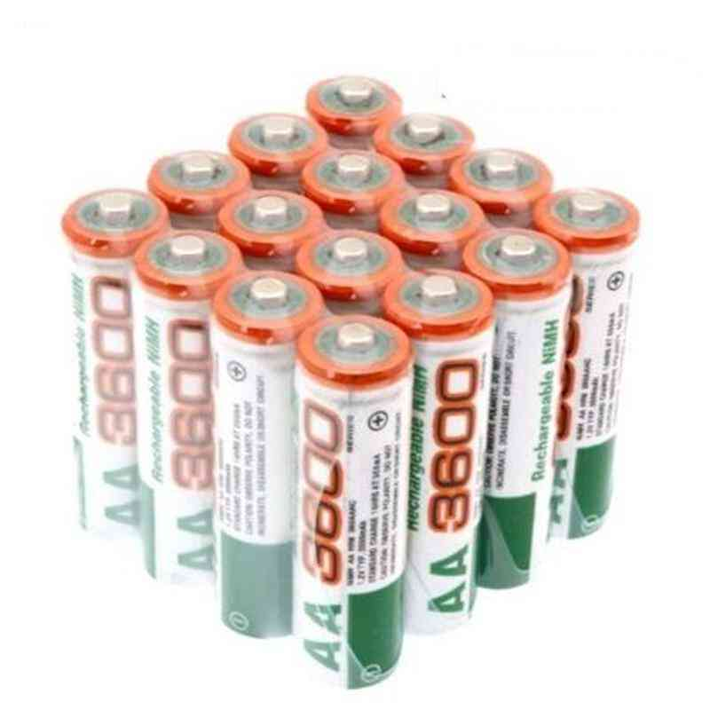 3600 Mah Rechargeable Battery Suitable For Clocks, Mice And Computers