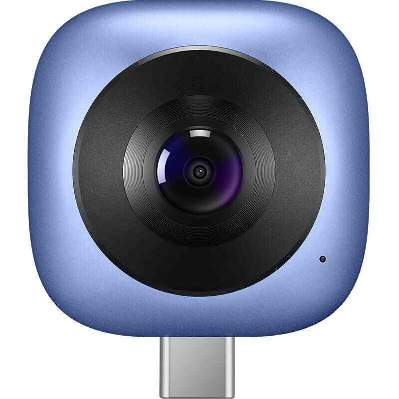 Original 360 Panoramic Camera Lens - Wide Angle 3d Live Motion