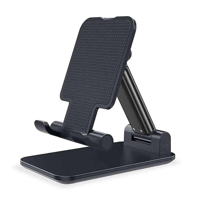 Desk Mobile Phone Holder Stand - Adjustable Metal
