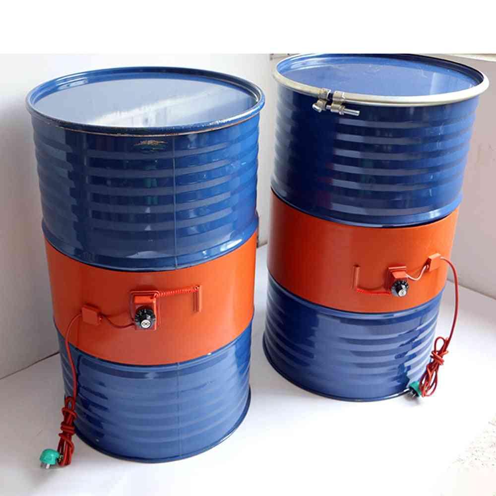 200l Silicone Band Drum Heater Blanket - Oil Biodiesel Plastic Metal Barrel Gas Tank