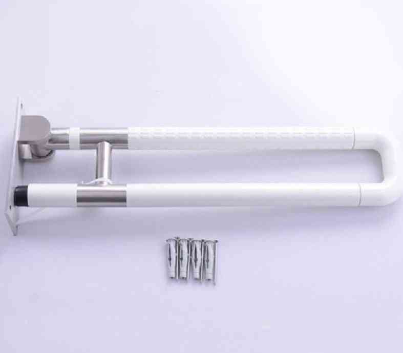Stainless Steel Wall Mounted Grab Bars For Bathroom Toilet Safety Rails