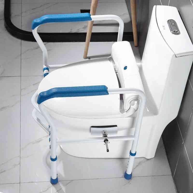 Multi-angle Adjustable Non-slip Handrail Chair