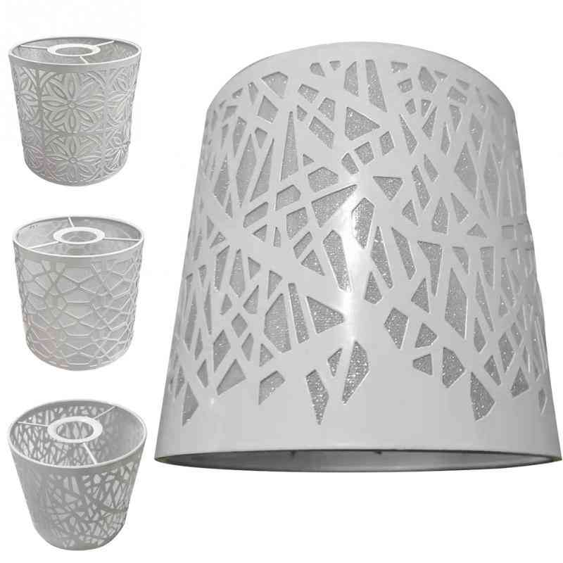 Modern Lampshade Iron Ceiling Pendant Light - Decorative Home / Restaurant  Accessories