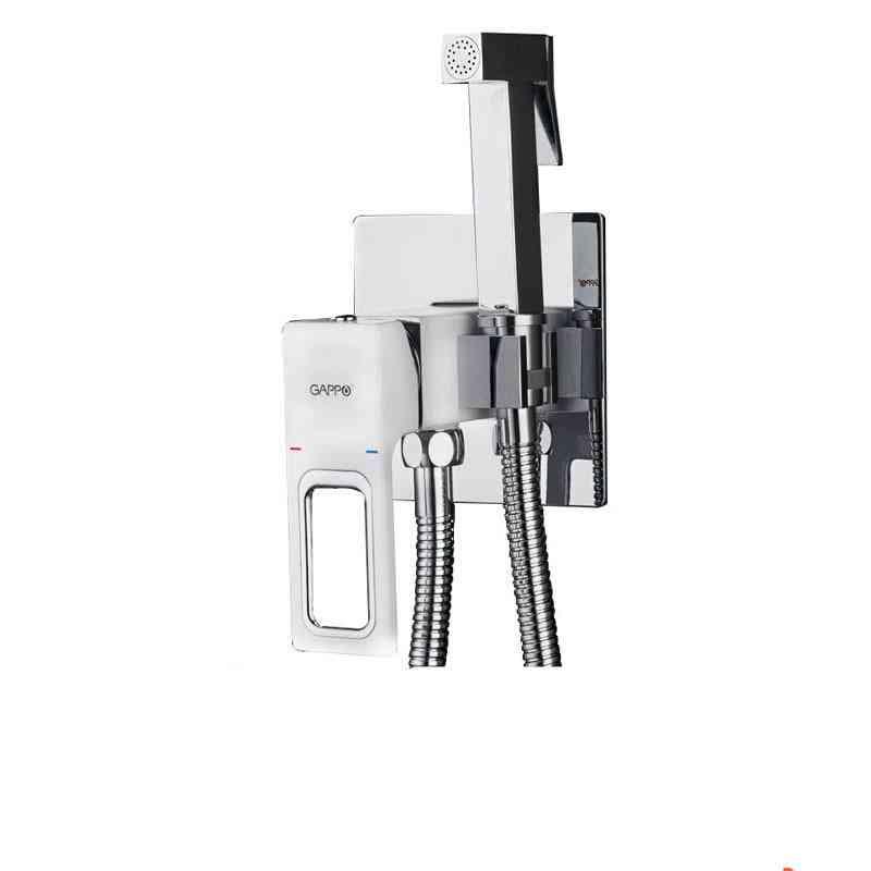 Handheld Toilet Bidet Faucets-shower Set