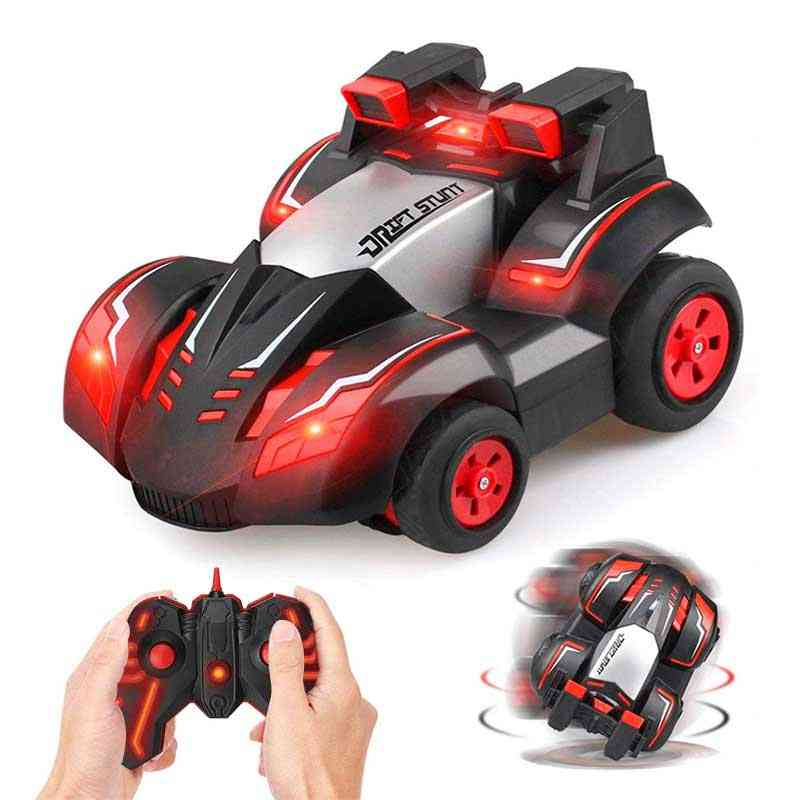 360 Degree Spinning, Rolling, Rotating - Stunt Remote Control Car