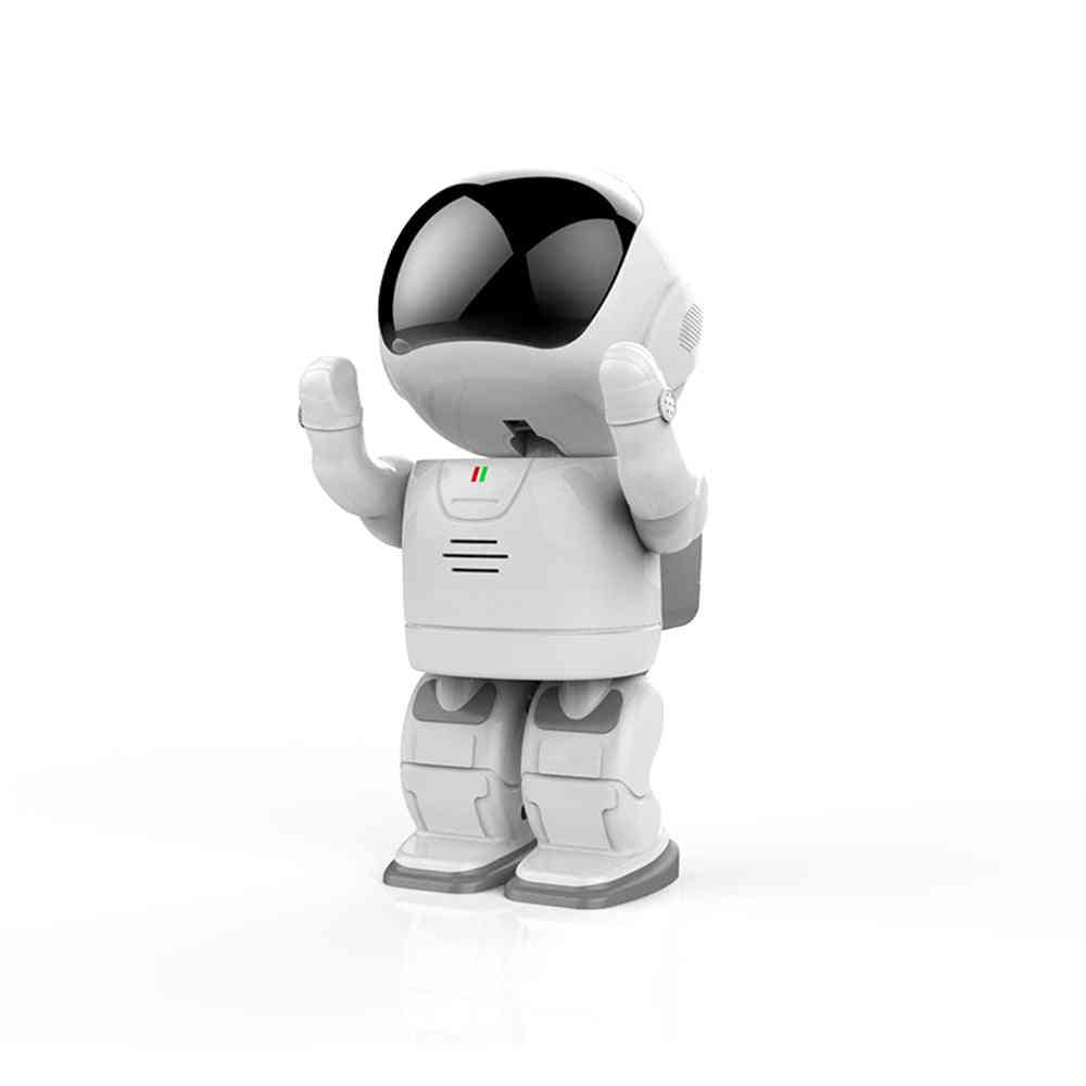1080p Ip Robot Camera - Wireless / Wifi ?support