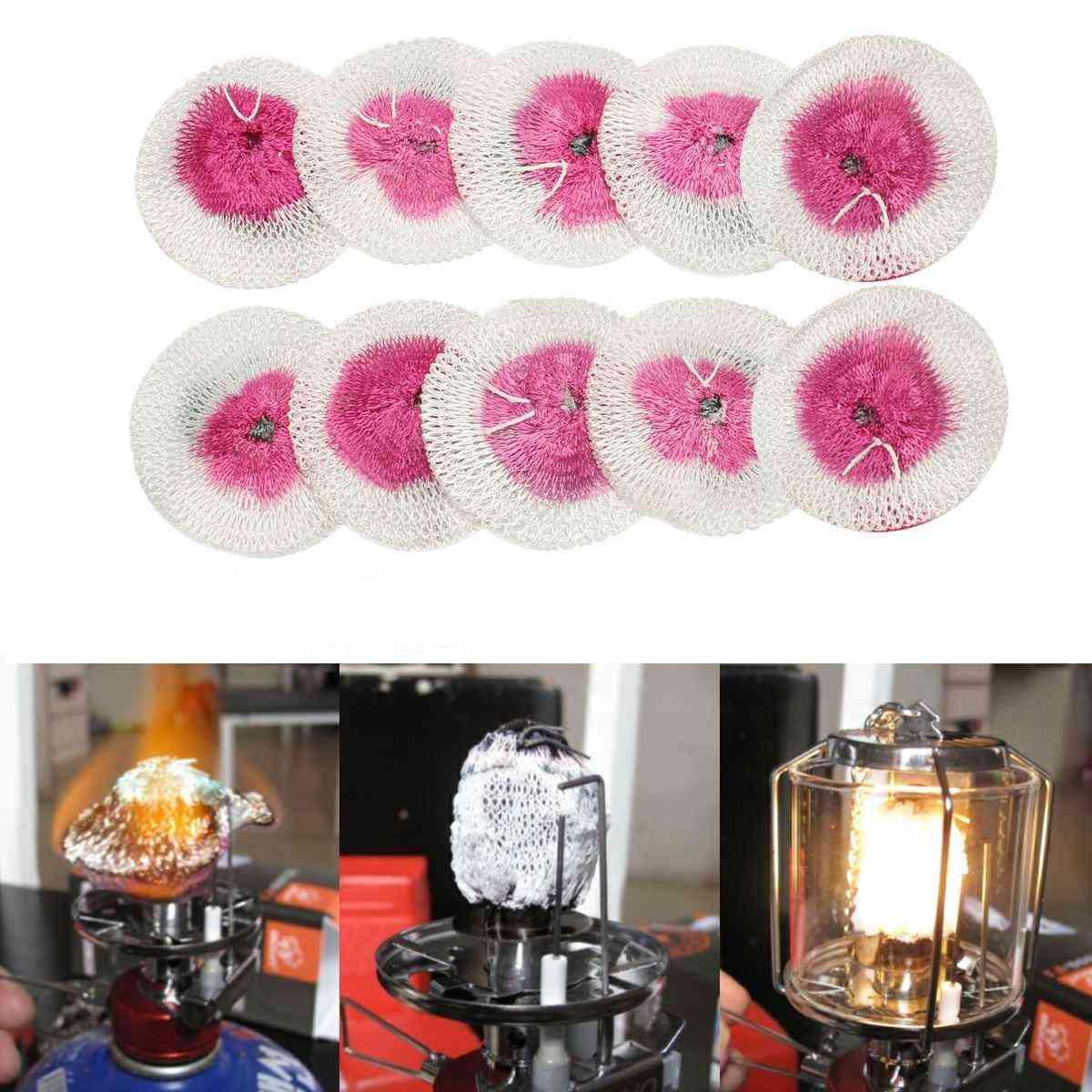 Lantern Mantles - Kerosene Gas Lamp Cover