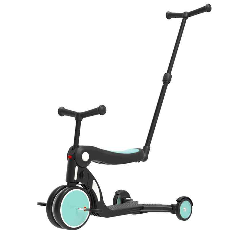Folding Scooter Tricycle Toy Car For Travel
