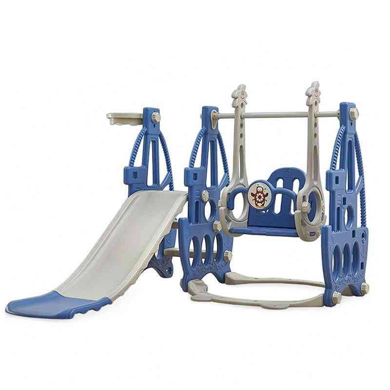 3 In 1 Ship Design-slide And Swing