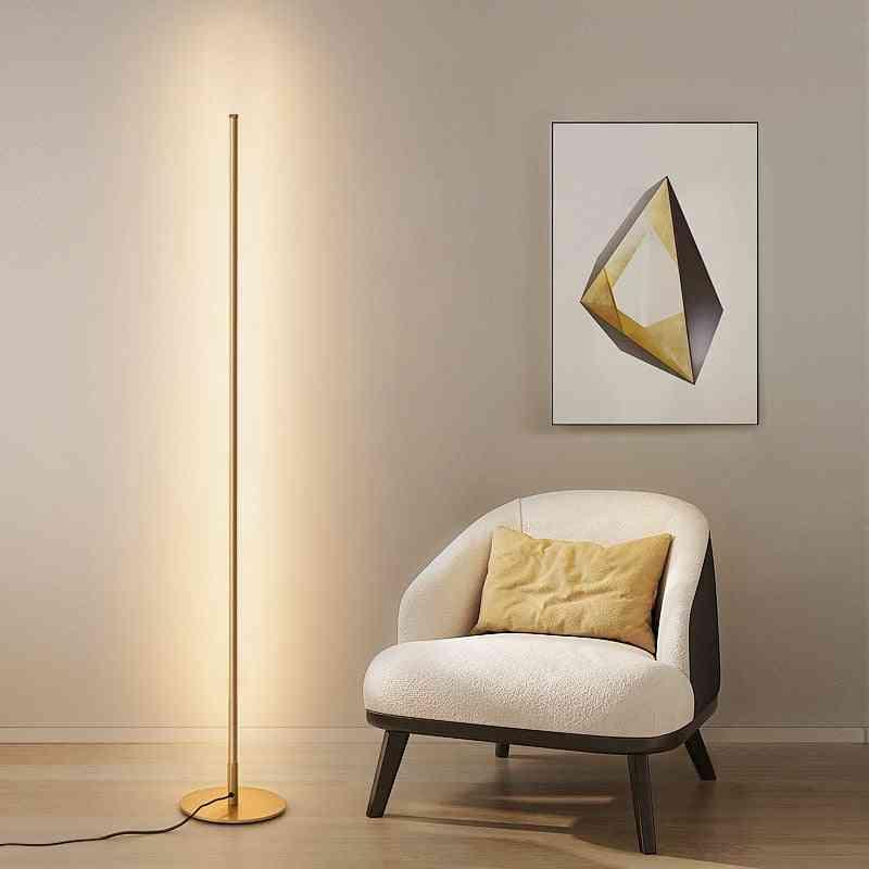 Nordic Led Floor Lamp -decoration Stand Light