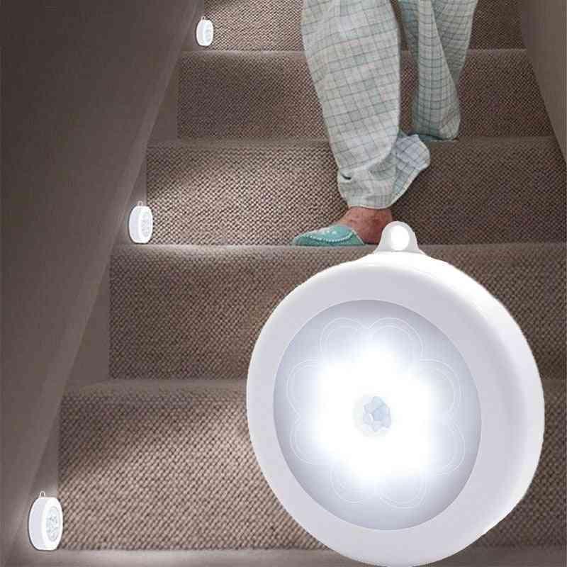 Night Lights Lamp With Motion Sensor