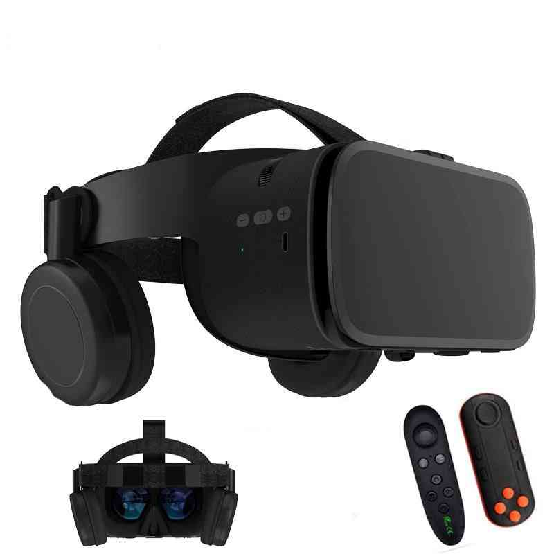 Wireless Bluetooth 3d Glasses Virtual Reality For Smartphone