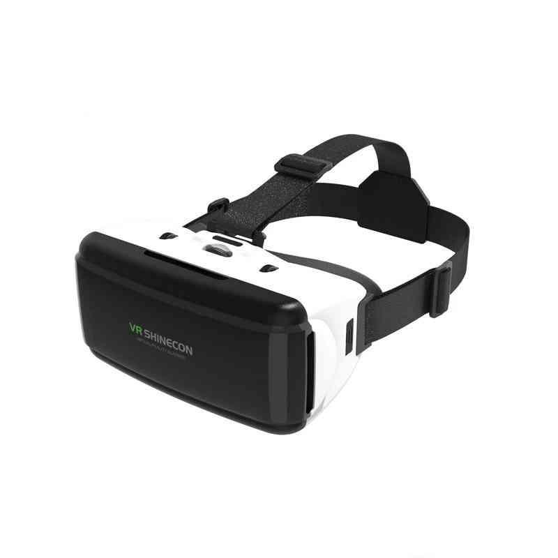 Vr Helmet 3d Glasses Virtual Reality For Smartphone
