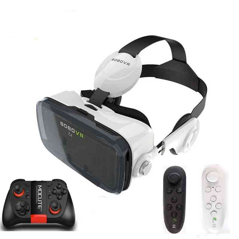 Vr Virtual-reality 3d-glasses 6 Headset Helmet Cardboad