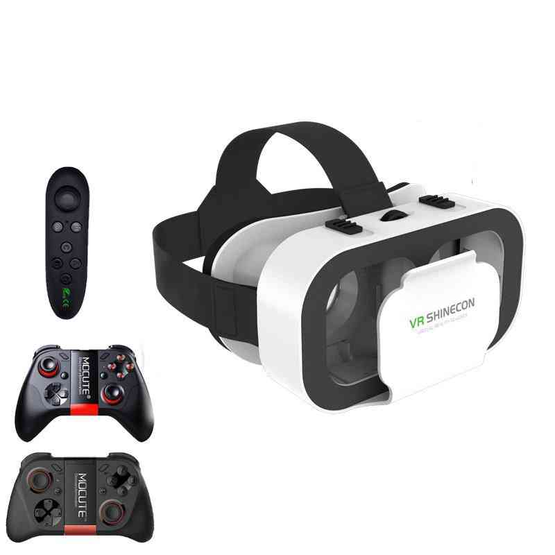 3d-virtual Reality Glasses For Smartphone, Iphone Video-game