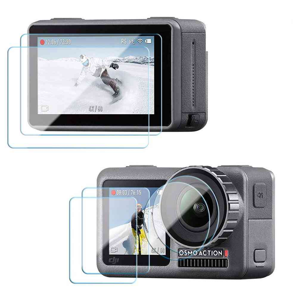 Screen-protector For Action-camera