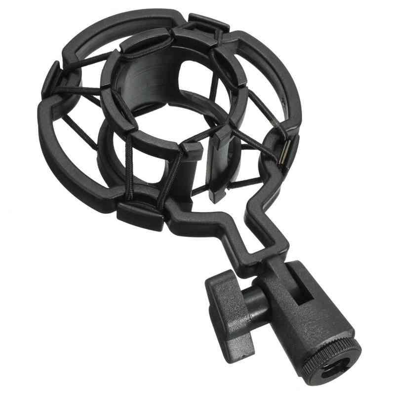 Universal Professional Condenser Microphone Shock Mount Holder
