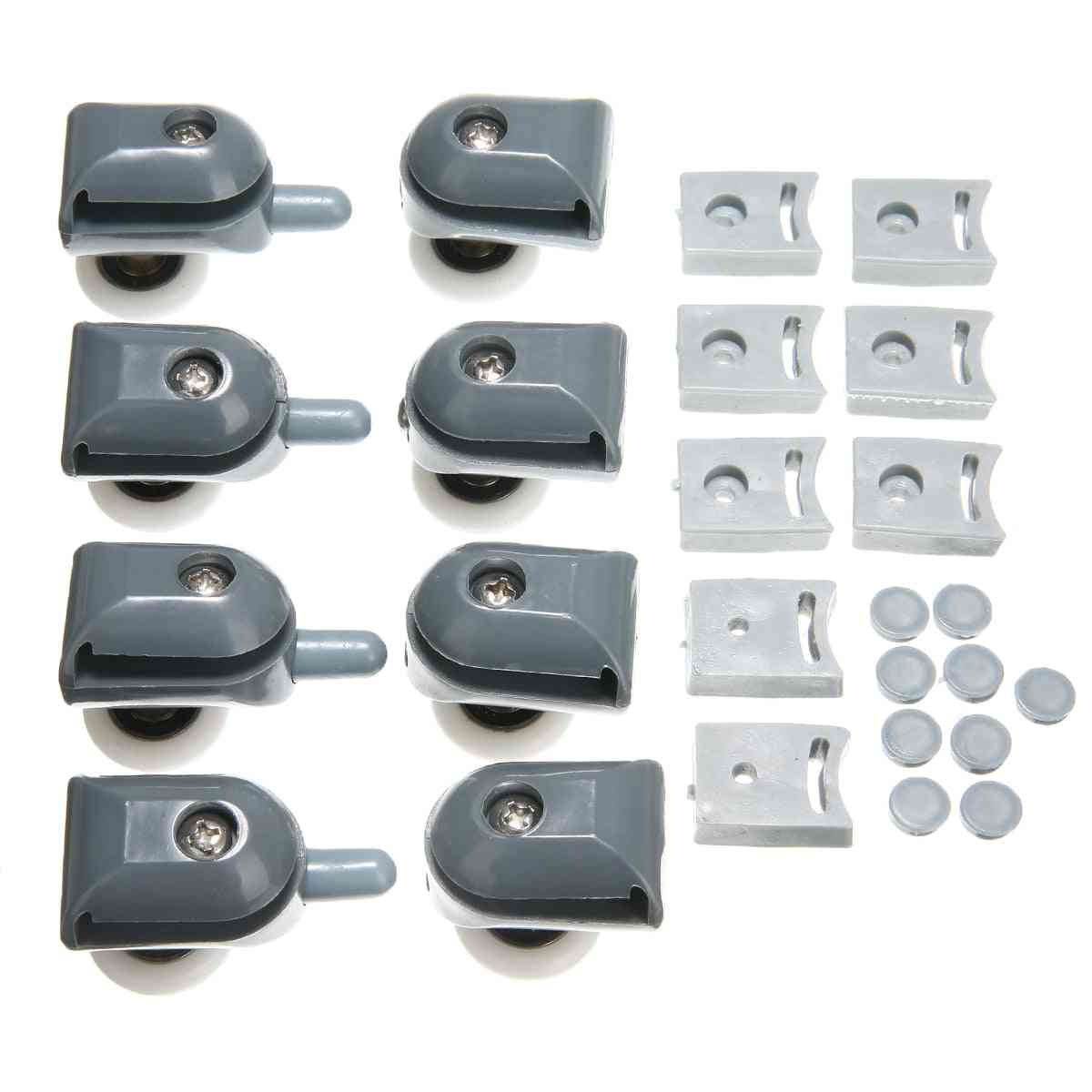 Replacement Wheel With Anti-collision Positioning Block Set