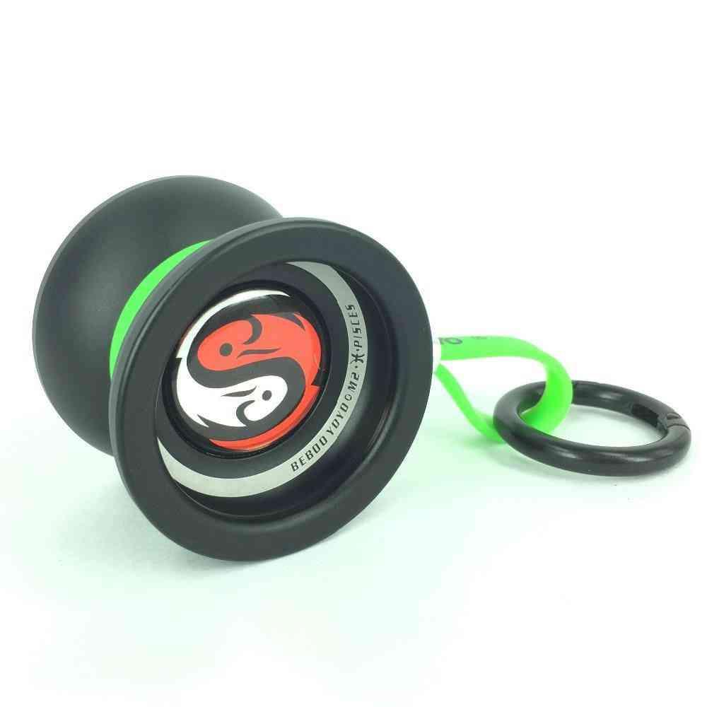 Aluminum Alloy Yoyo Ball Bearing String - Professional Playing Toy