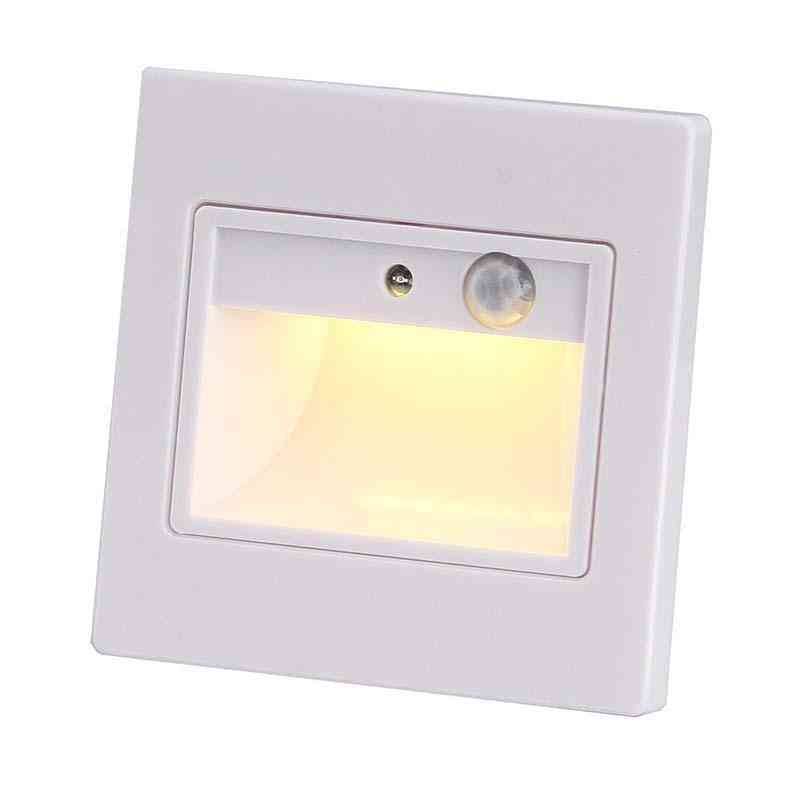 Automatic Pir Sensor Led Light For Stairs/bedroom/pathways