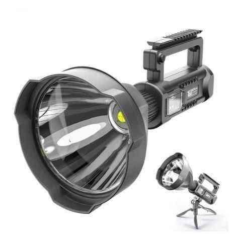 Led Portable Spotlights Flashlight, Searchlight With P70.2 Lamp