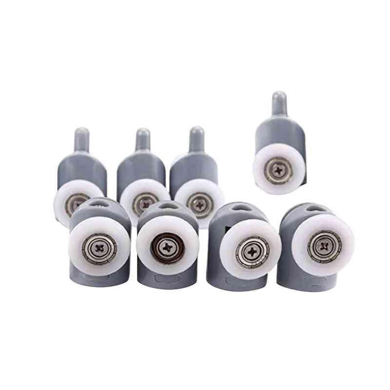 Nylon Single Shower/bathroom Door Rollers - Replacement Runner Wheels